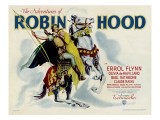 The Adventures of Robin Hood  Errol Flynn  Olivia Dehavilland  1938