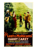 The Last of the Mohicans  Edward Hearn  Lucile Browne  Edwina Booth  Harry Carey  1932