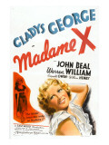 Madame X  Gladys George  1937