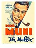 Hi  Nellie  Paul Muni  1934