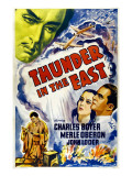Thunder in the East (Aka the Battle)  John Loder  Merle Oberon  Charles Boyer  1934