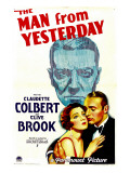 Man from Yesterday  1932