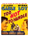 Too Hot to Handle  1938