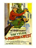 Phantom of the West  Tom Tyler  1931  Chapter 6: the Canyon of Calamity