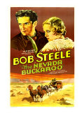 The Nevada Buckaroo  Bob Steele  Dorothy Dix  1931