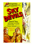 Sky Devils  William Boyd  Spencer Tracy  1932