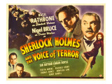 Sherlock Holmes and the Voice of Terror  Thomas Gomez  Reginald Denny  1942