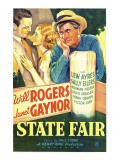 State Fair  Lew Ayres  Janet Gaynor  Will Rogers  1933