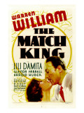 The Match King  Lili Damita  Warren William  1932