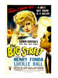 The Big Street  Lucille Ball  1942