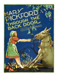 Through the Back Door  Mary Pickford  1921