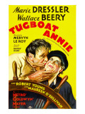 Tugboat Annie  Wallace Beery  Marie Dressler  1933