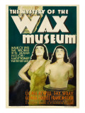 Mystery of the Wax Museum  1933