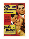 Castle on the Hudson  Pat O'Brien  John Garfield  Ann Sheridan  1940