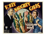 Forty Naughty Girls  1937