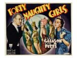 Forty Naughty Girls  1937