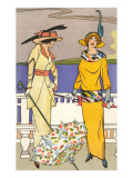 French Fashion  Art Deco