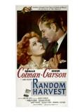Random Harvest  Greer Garson  Ronald Colman  1942
