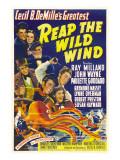 Reap the Wild Wind  Ray Milland  Paulette Goddard  1942