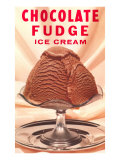 Chocolate Fudge Ice Cream