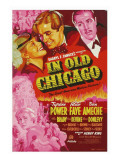 In Old Chicago  Alice Faye  Tyrone Power  Don Ameche  1937