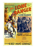 The Lone Ranger  'Episode 6: Red Man's Courage'  1938