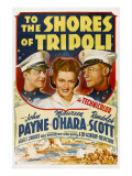 To the Shores of Tripoli  John Payne  Maureen O'Hara  Randolph Scott  1942
