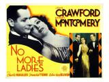 No More Ladies  1935