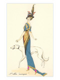 French Fashion  Greyhound