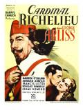 Cardinal Richelieu  George Arliss  Cesar Romero  Maureen O'sullivan  1935