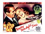 Having a Wonderful Time  Douglas Fairbanks Jr  Ginger Rogers  1938