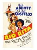 Rio Rita  Kathryn Grayson  John Carroll  Lou Costello  Bud Abbott  1942