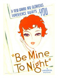 Be Mine Tonight (Aka Tell Me Tonight)  Midget Window Card  1932