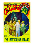 The Return of Chandu  1934