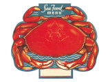 Seafood Menu  Crab