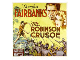 Mr Robinson Crusoe  Douglas Fairbanks  1932