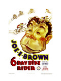 Six Day Bike Rider  Joe E Brown  1934