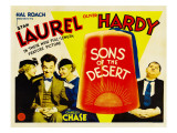 Sons of the Desert  Mae Busch  Stan Laurel  Dorothy Christy  Oliver Hardy  1933