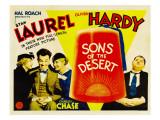 Sons of the Desert  Mae Busch  Stan Laurel  Dorothy Christy  Oliver Hardy  1933