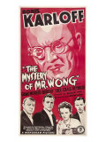 The Mystery of Mr Wong  Boris Karloff  Holmes Herbert  Craig Reynolds  1939