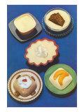 Five Desserts