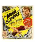 The Moon and Sixpence  Elena Verdugo  George Sanders on Window Card  1942