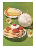 Fifties Desserts