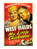 My Little Chickadee  Mae West  WC Fields  1940