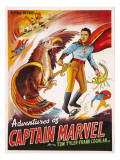 The Adventures of Captain Marvel  1940
