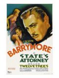 State&#39;s Attorney  Helen Twelvetrees  John Barrymore  1932
