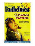 The Dawn Patrol  Richard Barthelmess  1930