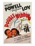 Double Wedding  William Powell  Myrna Loy  1937