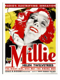 Millie  Helen Twelvetrees on Window Card  1931