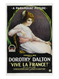 Vive La France  Dorothy Dalton  1918